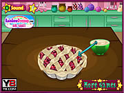 Fun Cooking Cherry Pie لعبة