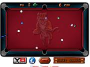 Straight Billiard παιχνίδι