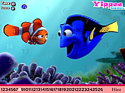 Baby Nemo Hidden Letters game