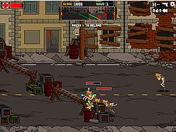Frontline Defender game