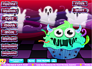 Juega al juego gratis Monster Cupcake Decoration