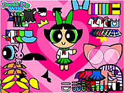 Powerpuff Girls Dress Up game