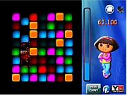 Dora Space Gems لعبة