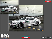 Bentley Jigsaw game
