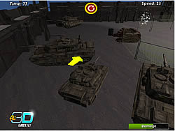 Army Parking Simulation 3D game