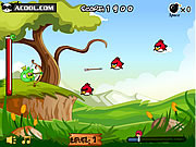 Bad Pig Defense game