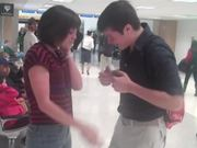 Watch free video Couple First Meeting After 5 Years Long Distance