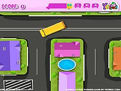 Express School Parking game