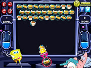 Spongebob Food Shooter game