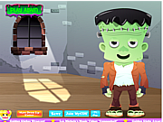 Frankenstein Dress Up game