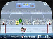 Sports Heads: Ice Hockey لعبة
