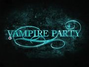 Watch free video Vampire Party: Encourage To Donate Blood