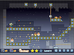 Jack The Zombie game