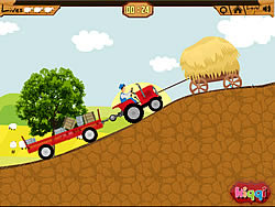 Red Wagon game