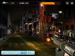 Urban Shootout game