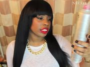 Watch free video How To Straighten Your Hair