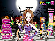 無料ゲームのZombie Princess Facial Makeoverをプレイ