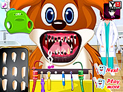 Animal Dentist game