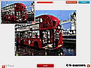 London Bus Puzzle