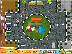City Mall Parking game