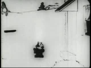 Watch free video Felix The Cat: All Puzzled