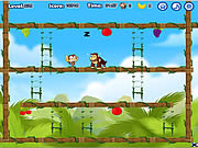Juega al juego gratis Monkey in Trouble