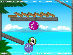 Bubble Friends game