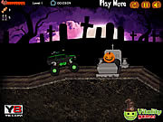 Halloween Monster Hunt game