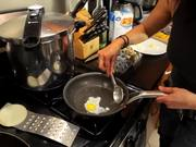 Watch free video Uni Linguine - Pasta Recipe