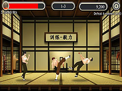 KungFu Quest: The Jade Tower game