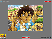 Diego Puzzle game