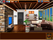 Logical House Escape Game game