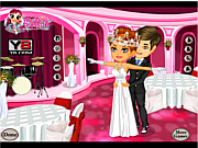 Dancing Wedding Couple game