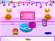 Creepy Halloween Cake game