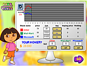 Dora's Real Stock game