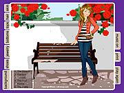 Chơi trò chơi miễn phí Girl Dressup 15