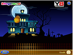 Halloween Action Game game