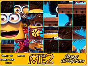 Despicable Me 2 Puzzle! game