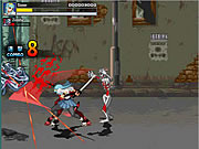 Juega al juego gratis Crazy Zombie v2.0
