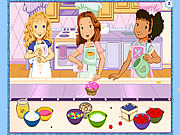 Holly Hobbie: Muffin Maker لعبة