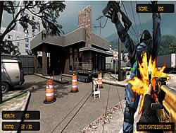 Counter Shooter game