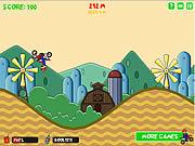 Mario Backflip game