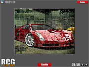 Cadillac Jigsaw game