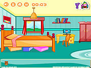 Bedroom Breakout game