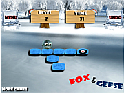 Juega al juego gratis Fox and Geese - Y8