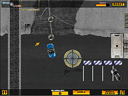 Pro Parking Collector game