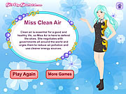 Miss Earth Quiz game