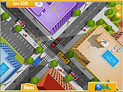 Traffic Hazard game