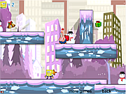 SpongeBob Snow Adventure game