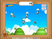 Juega al juego gratis Flying Bike
